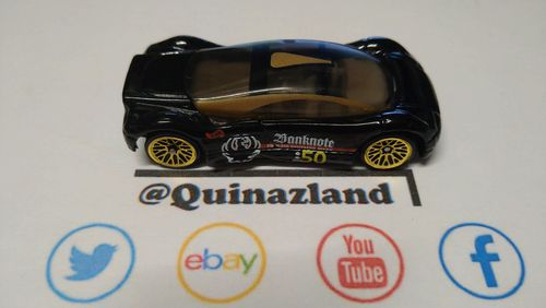 Hot Wheels Audi Avus 1997-723 (CL08)