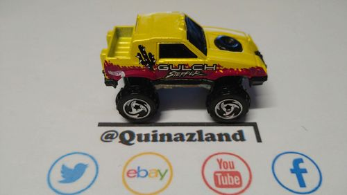 Hot Wheels Gulch Stepper 1998-884 (CL02)